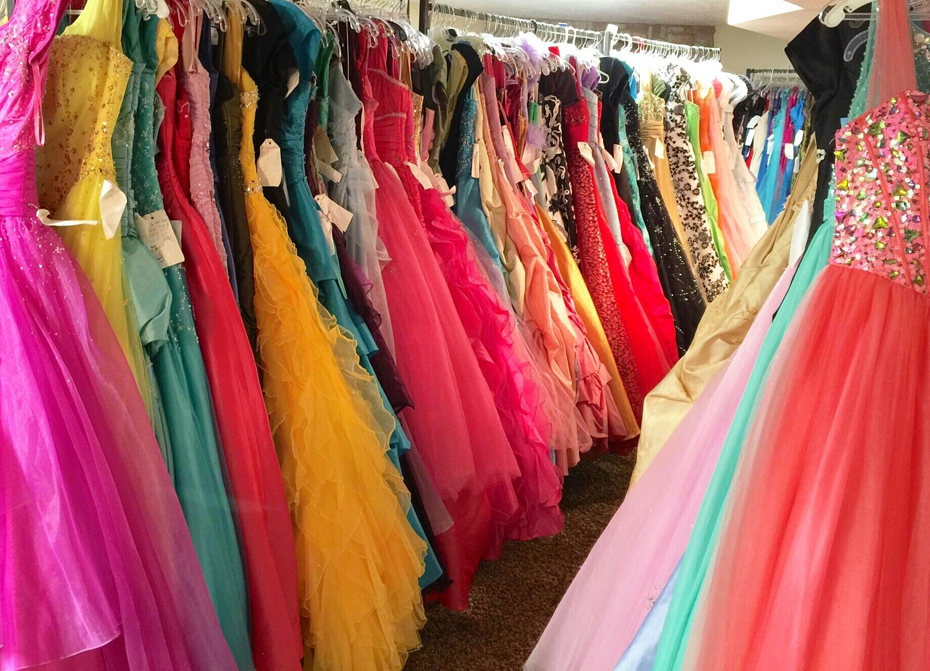 Dress Garden | Utah's Elite Dress Rental & Consignment