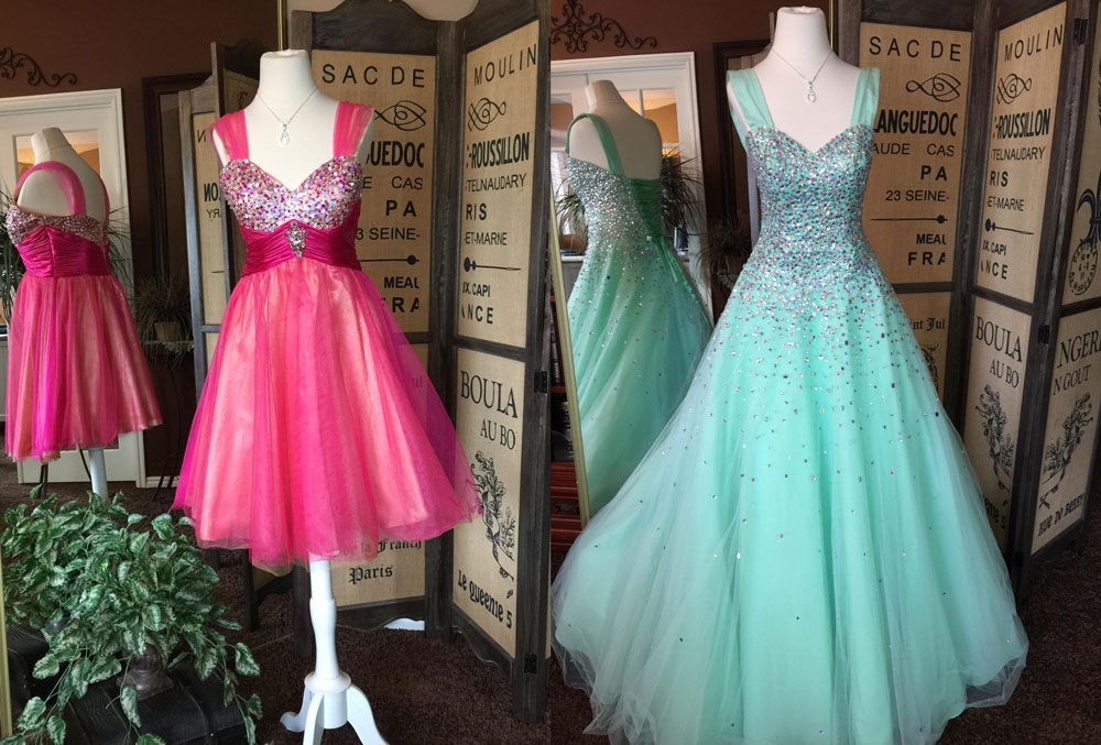 Cheap thrift store prom dresses