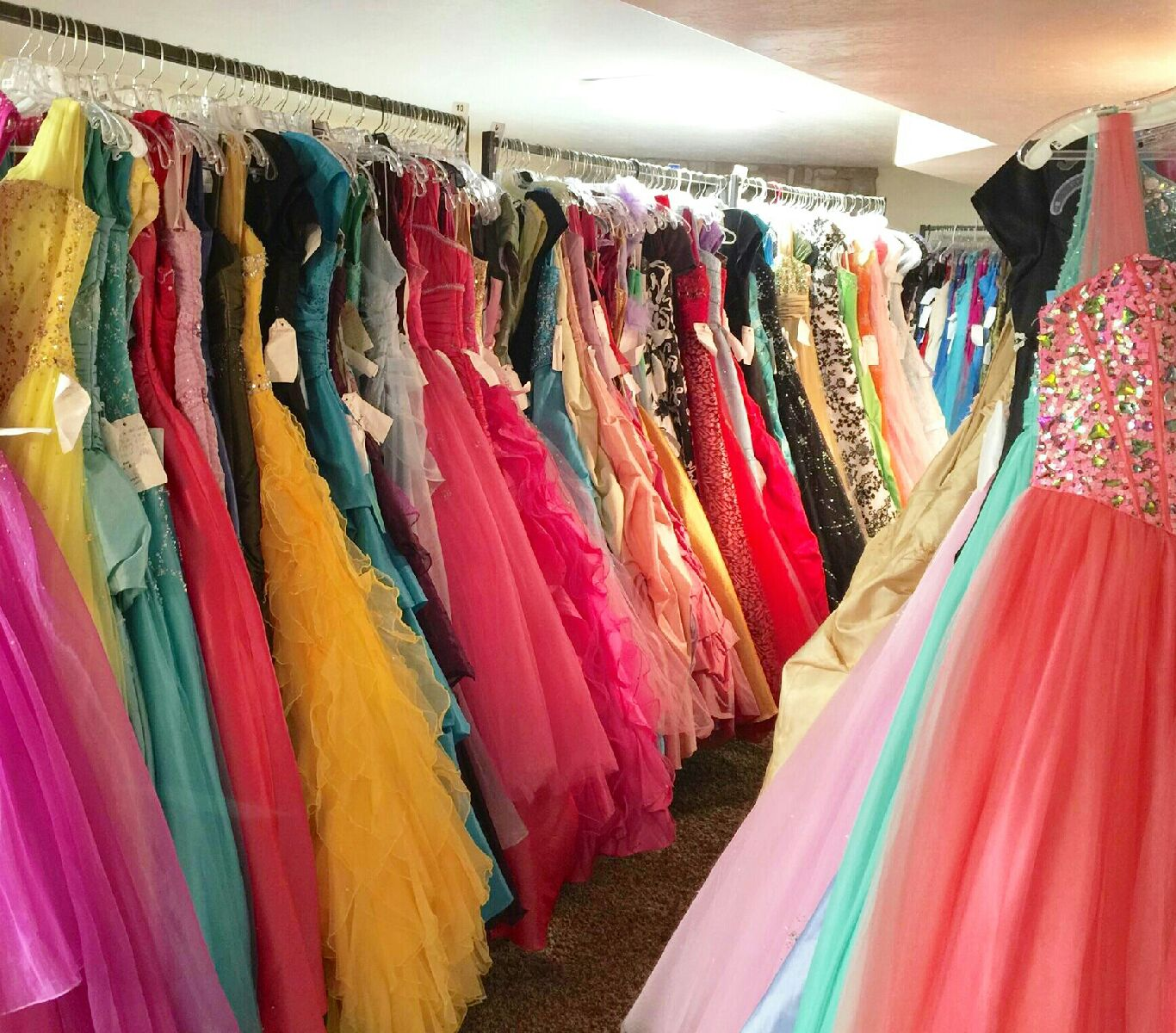 The dress garden - Dresses In Shop 2 Dresses In Shop 1
